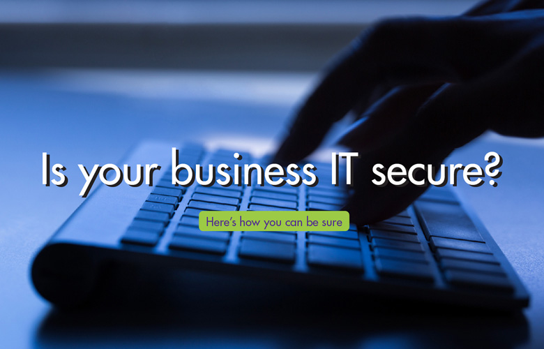 IT Security for Businesses